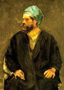 Portrait of a Man - Ivan Mrkvička