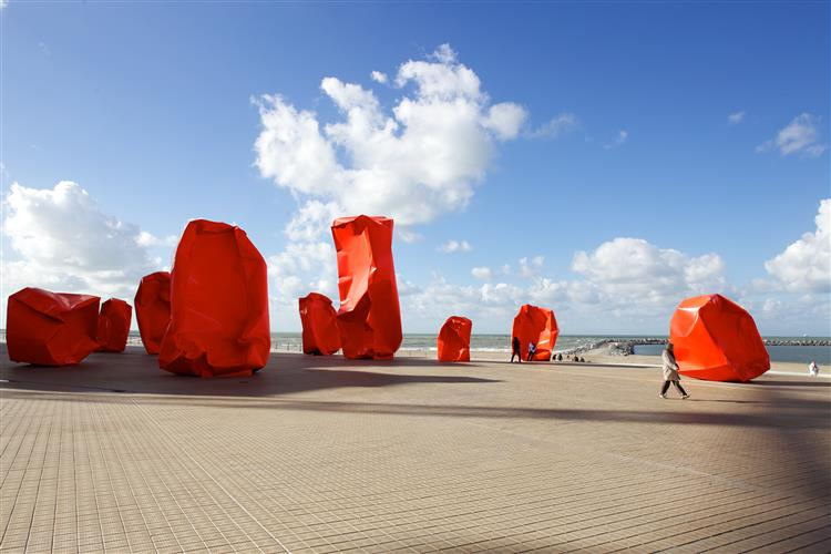 Rock Strangers, Ostend, 2012 - Arne Quinze