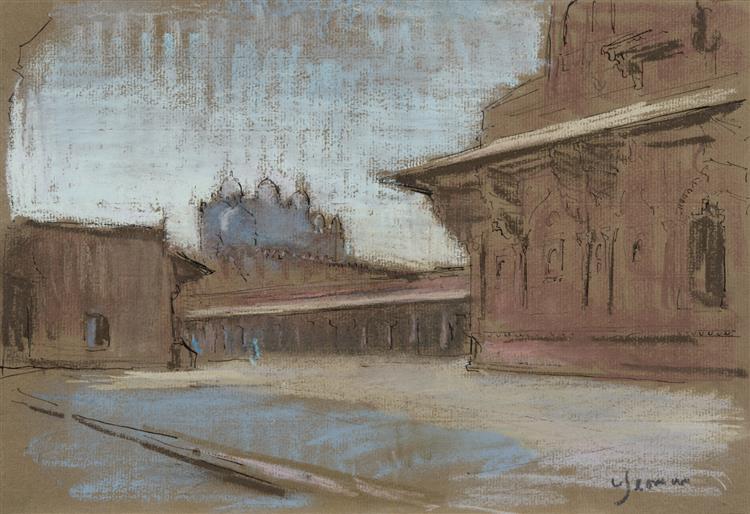Fatehpur Sikri Uttar Pradesh - Martin Yeoman