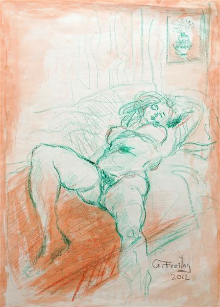 Pink dreams, 2012 - Gazmend Freitag