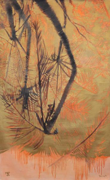 Palm, 1993 - Valeria Trubina