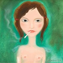 Tobacco Flower - Alexandrina Hristov