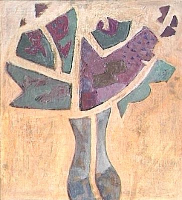 Decorative Bouqet, 1996 - Elena Bontea