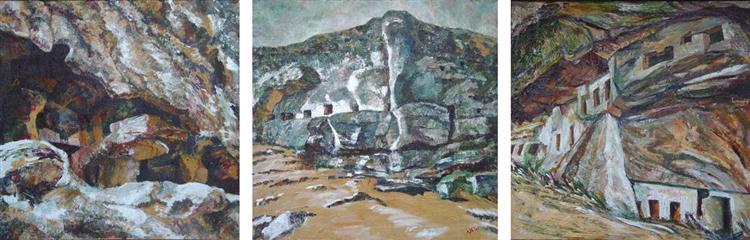 Cave Monasteries, 1997 - Eleonora Brigalda Barbas