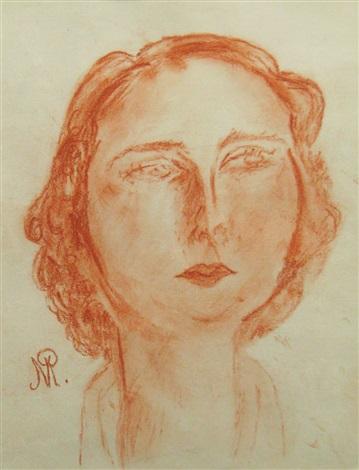 Girl Portrait - Milița Petrașcu