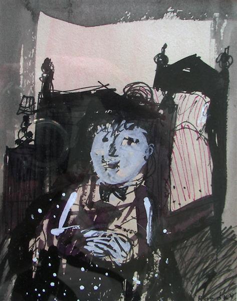 KAFKA: The Castle, 1983 - Maria Bozoky