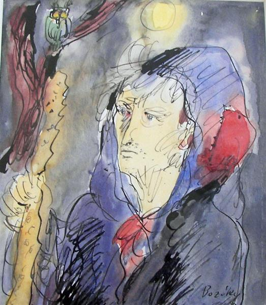Vörösmarty: Csongor and Tünde, 1992 - Maria Bozoky