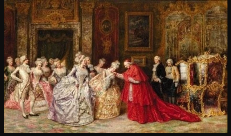 An Audience with the Cardinal - Angelo Zoffoli