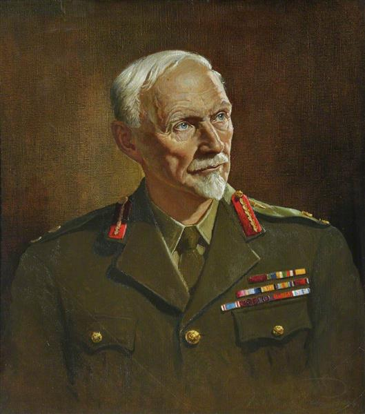 Jan Christian Smuts, Chancellor of the University (1948–1950), General of Boer Forces in Cape Colony, Prime Minister of South Africa, 1944 - Arthur Pan