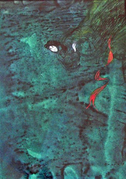 CLAUDEL: Connaissance de l'Est, 1986 - Maria Bozoky