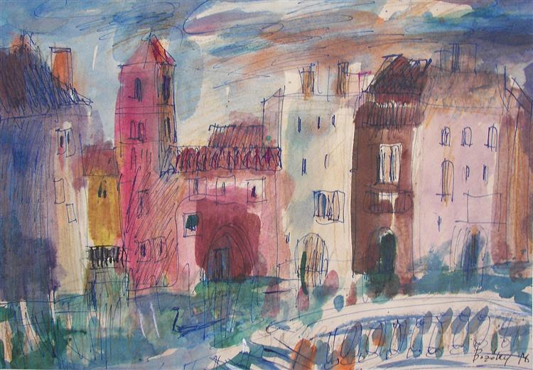 Venice, 1980 - Maria Bozoky