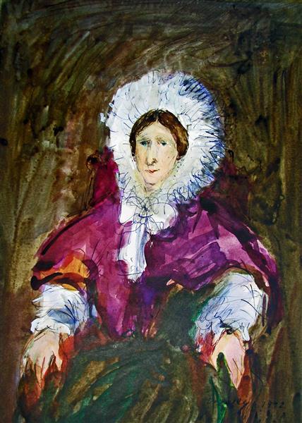 Nobel Woman in the Last Century, 1992 - Maria Bozoky