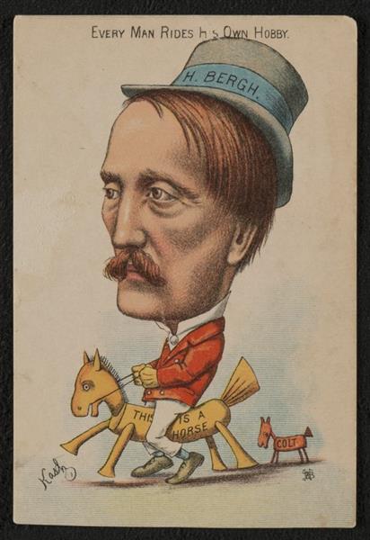 Henry Bergh - Cassius Marcellus Coolidge