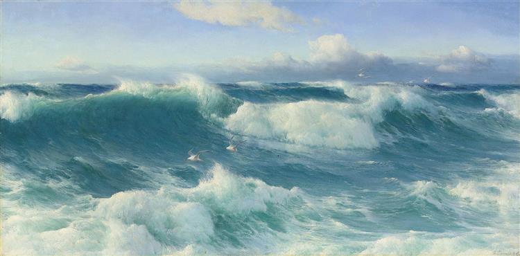 Breaking Waves - David James