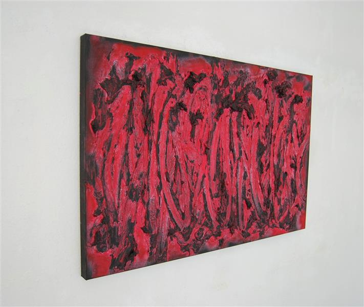 """""""Red Matter""""  2019, 2019 - Roger Weik"""