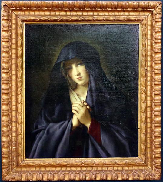 Mater Dolorosa - Giovanni Battista Salvi da Sassoferrato