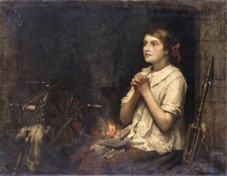 Spellbound - Frederick George Cotman