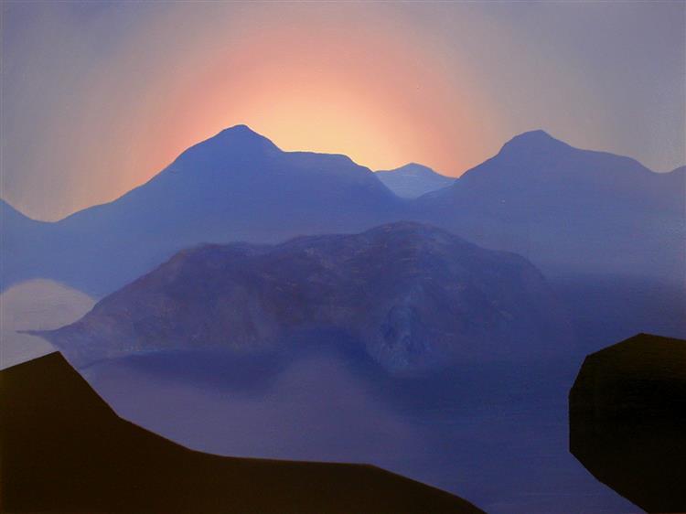sunset_dense., 2003 - Kristoffer Zetterstrand