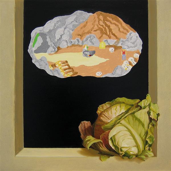 Cave Of Skulls, 2004 - Kristoffer Zetterstrand