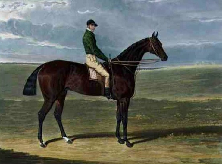 Priam, Winner of 1830 Epsom Derby, 1830 - John Frederick Herring Sr.