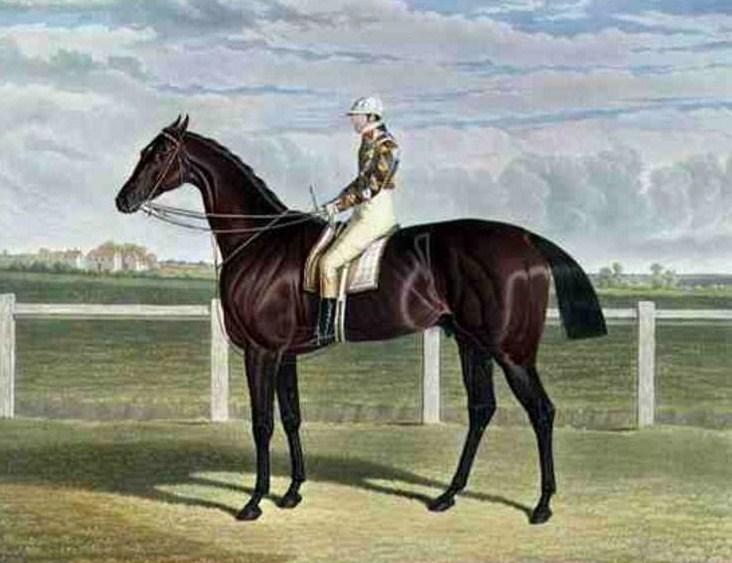 Rockingham, c.1833 - John Frederick Herring Sr.