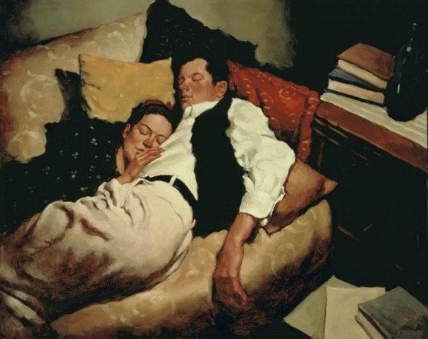 Sunday Afternoon (?) - Joseph Lorusso