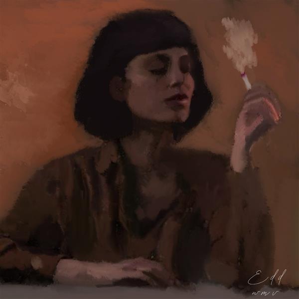 Garota de fumaça, 2019 - Edd.wmv
