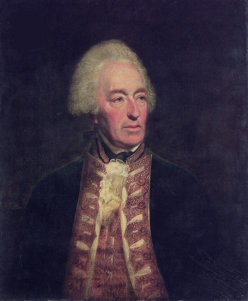 Admiral Robert Roddam - Lemuel Francis Abbott