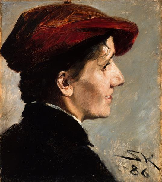 P.S. Krøyer - Marianne Stokes