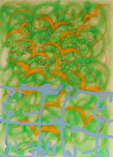Composition 1, c.1980 - Stig Brøgger