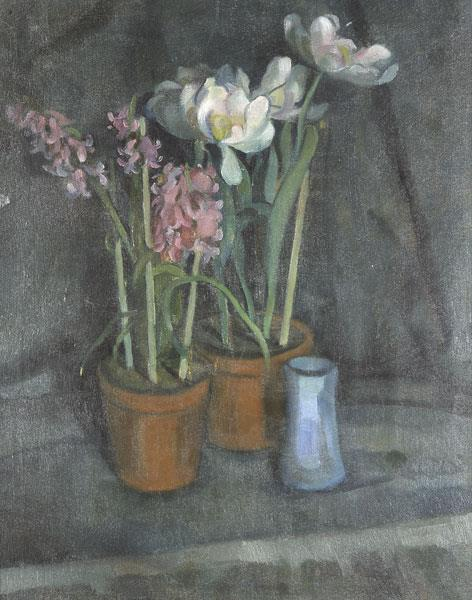 Flowers, c.1913 - Kmetty János