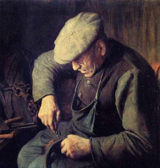 Portrait of Nest Pauwels, 1937 - Leo Steel