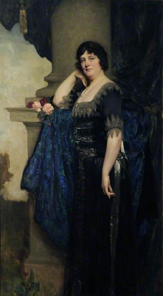 Marchesi Blanche - Solomon Joseph Solomon