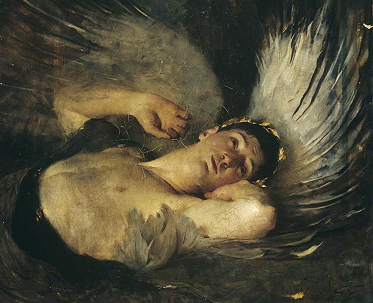The Awakening, 1891 - Solomon Joseph Solomon
