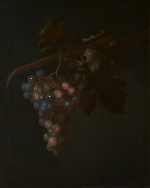 A Bunch of Grapes - Tobias Stranover