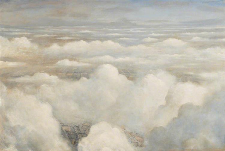 Battlefields of Britain, 1942 - C. R. W. Nevinson