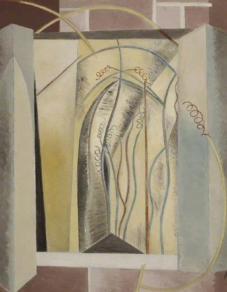 Coronilla (recto), 1929 - Paul Nash