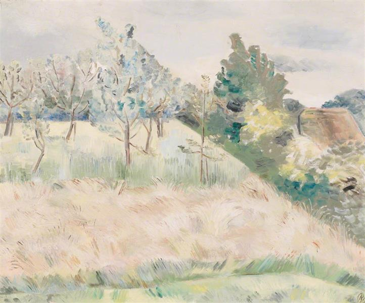 Landscape, 1926 - 1927 - Paul Nash