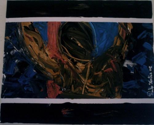 «Porque Me Abandonaste», 2008 - Paulo Fontes