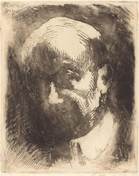 Gabriele D'annunzio, 1917 - Paul-Albert Besnard