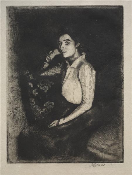 Le Biarotte, 1929 - Paul-Albert Besnard