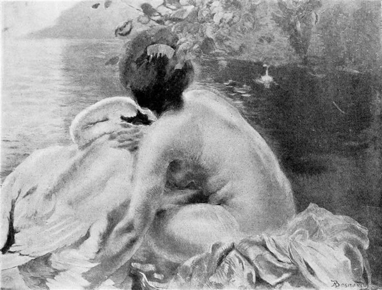 Un Soir - Paul-Albert Besnard