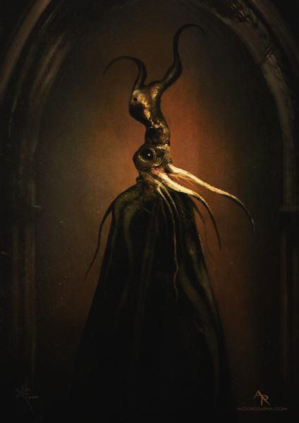 Deity I - A. R. Valgorth