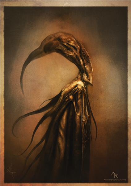 Deity III - A. R. Valgorth
