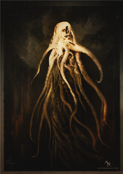 Deity IV - A. R. Valgorth