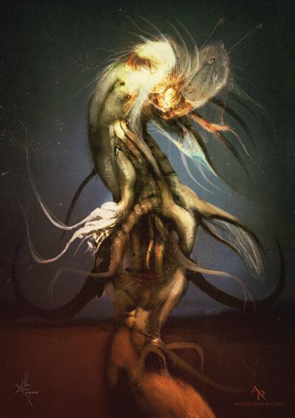 Deity V - A. R. Valgorth