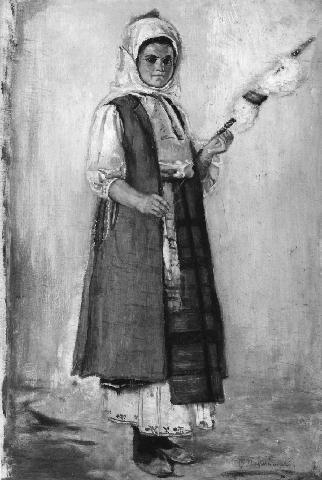 Girl from Pleven - Ivan Mrkviсka