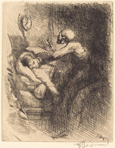 Punctual, 1900 - Paul-Albert Besnard