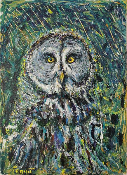 Owl, 2018 - 2020 - Vjeran Čengić