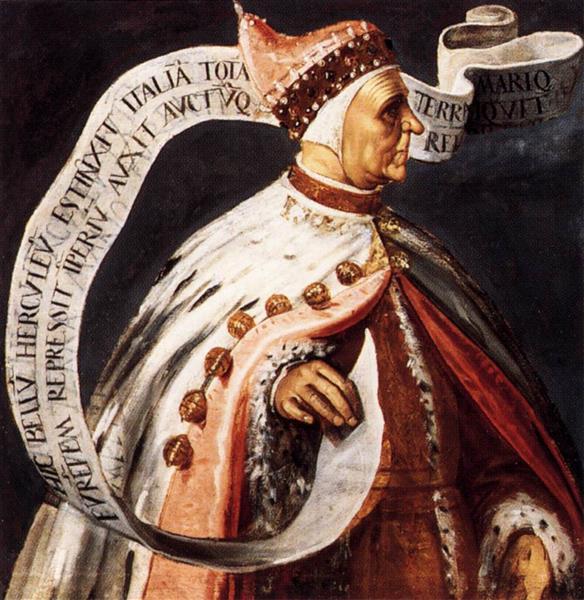 Portrait of Giovanni Mocenigo - Domenico Tintoretto
